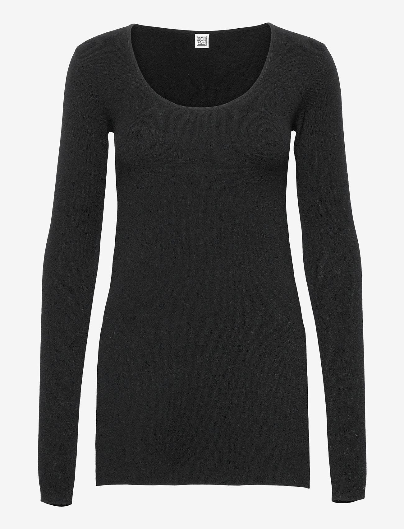 Totême - MORO - trøjer - black 200 - 0