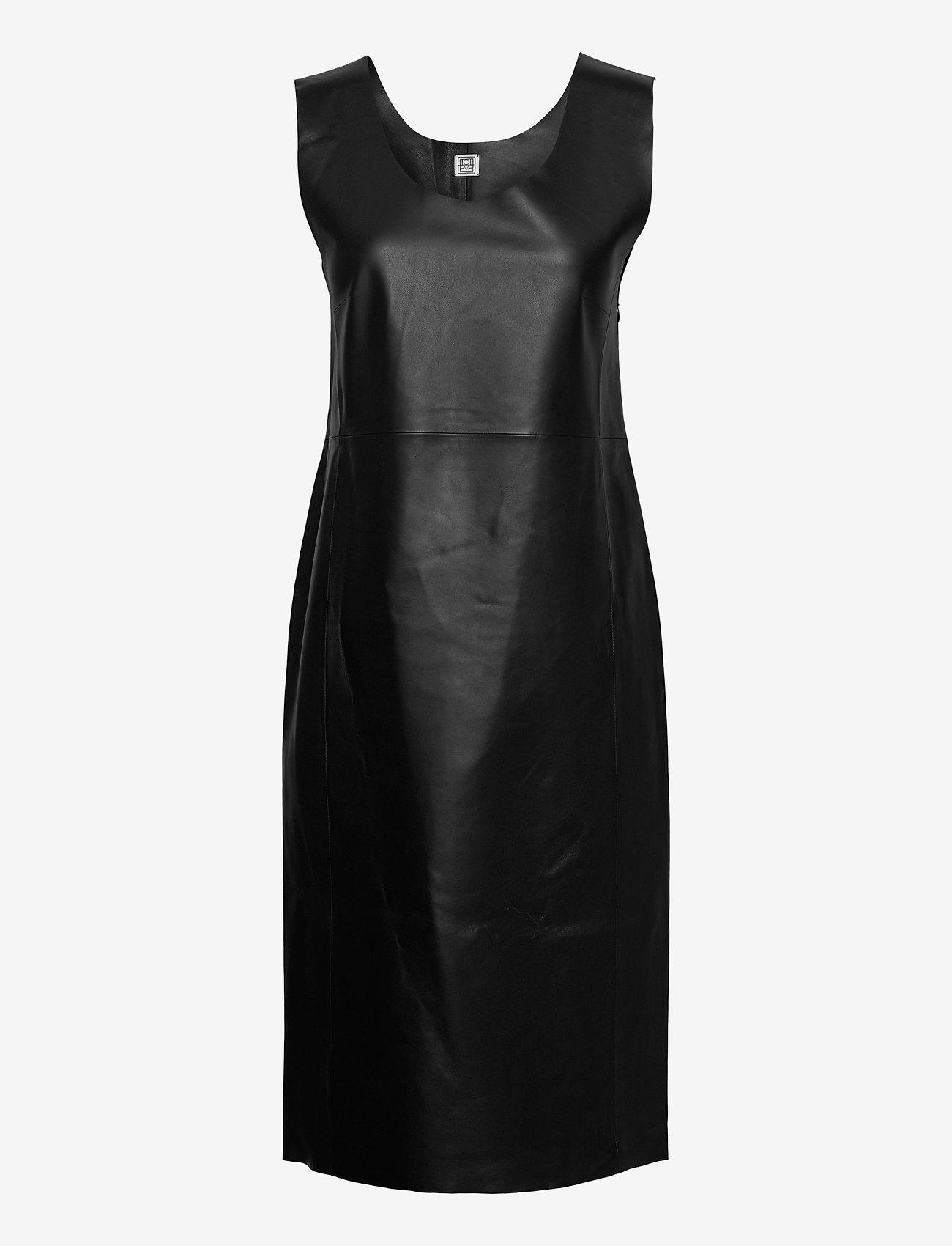 Totême - MEZEL - midi kjoler - black 200 - 0