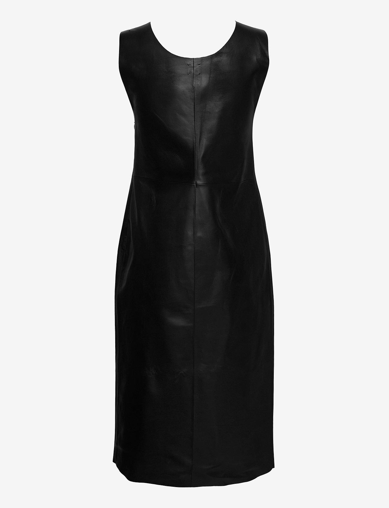 Totême - MEZEL - midi kjoler - black 200 - 1