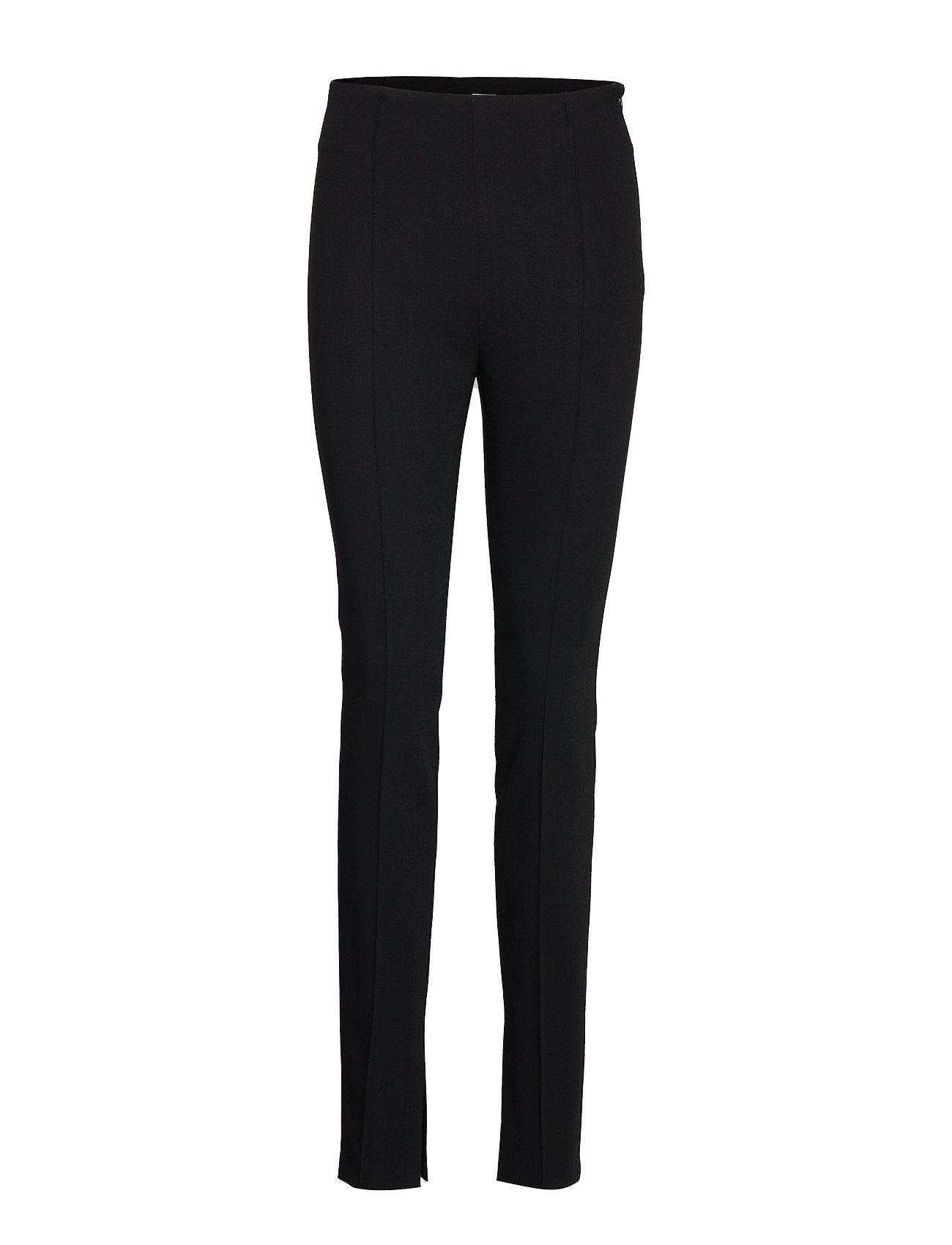 Image of Zalana Smalle Bukser Skinny Pants Sort TOTÊME (3220882125)