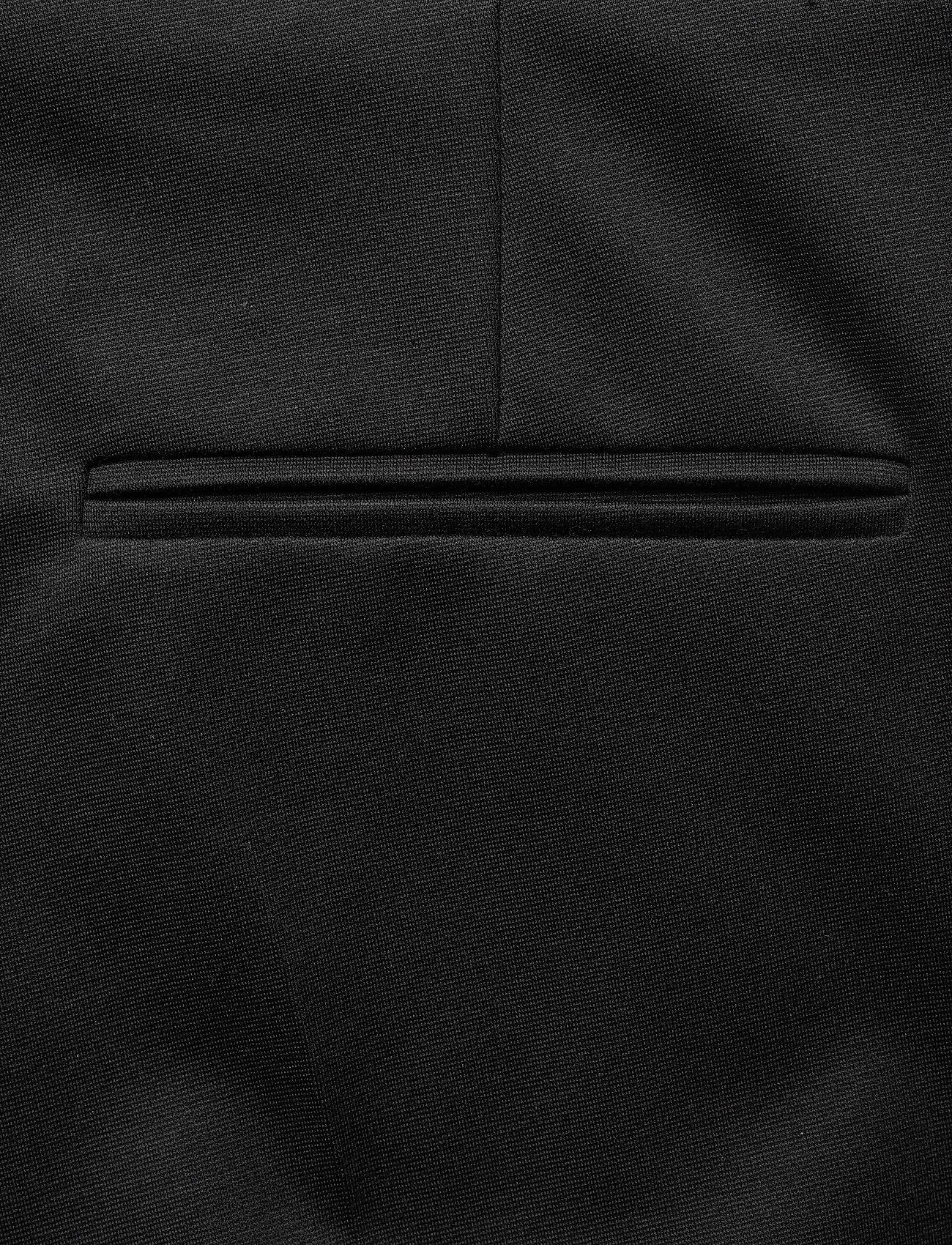 Totême TROIA SLACKS - Spodnie BLACK 200 - Kobiety Odzież.
