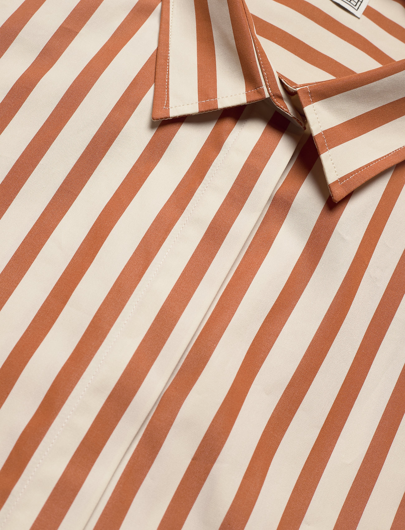Lago (Orange Stripe 585) (140 €) - Totême JsKfE