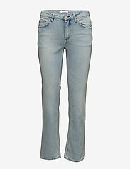 Totême - STRAIGHT DENIM - straight jeans - vintage light blue - 0