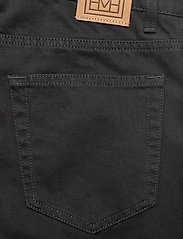 Totême - FLAIR DENIM - broeken met wijde pijpen - black rinse 290 - 4