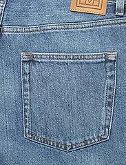 Totême - ORIGINAL DENIM - straight jeans - washed blue 405 - 4