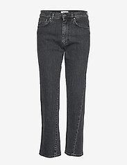Totême - ORIGINAL DENIM - straight jeans - grey wash 300 - 0