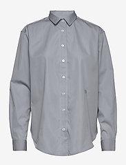 Totême - CAPRI - long-sleeved shirts - dove 460 - 0