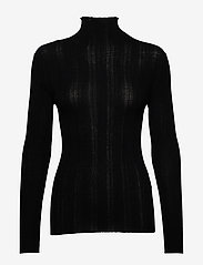 Totême - NARANO - turtlenecks - black 200 - 0