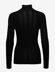Totême - NARANO - turtlenecks - black 200 - 1