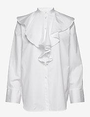 Totême - CABRERA - langærmede skjorter - white 100 - 0