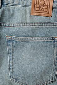 Totême - STRAIGHT DENIM - straight jeans - vintage light blue - 4