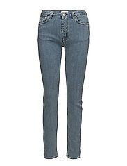 SLIM WAIST DENIM