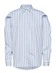 PRIOLA - LIGHT BLUE STRIPE