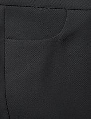 Totême - NOVARA - bukser med brede ben - black 200 - 2