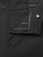 Totême - NOVARA - bukser med brede ben - black 200 - 3