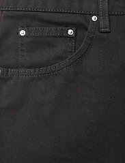 Totême - FLAIR DENIM - broeken met wijde pijpen - black rinse 290 - 2