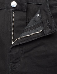 Totême - FLAIR DENIM - szerokie dżinsy - black rinse 290 - 3