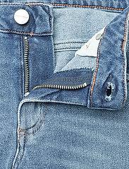 Totême - STRAIGHT DENIM - schlaghosen - mid blue wash 410 - 3