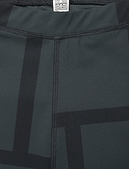 Totême - LEON - leggings - black monogram 255 - 2