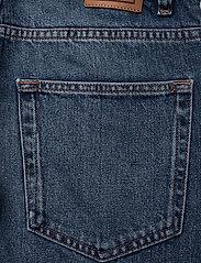Totême - FLAIR DENIM - szerokie dżinsy - washed blue 405 - 4