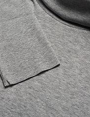 Totême - MELA - turtlenecks - grey melange 350 - 2