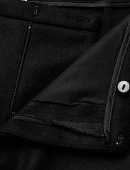 Totême - ALAIOR - bukser med lige ben - black 200 - 3