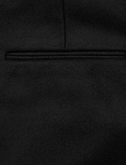 Totême - ALAIOR - bukser med lige ben - black 200 - 4