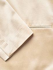 Totême - APREMONT - oversized blazers - ivory 160 - 3