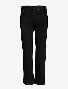 ORIGINAL DENIM - proste dżinsy - black rinse 290