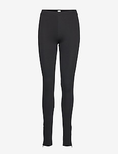 CORK - leggings - black 200