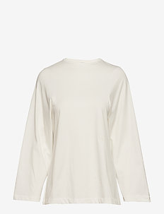 ESPERA LONG SLEEVE - long sleeved blouses - off-white 110