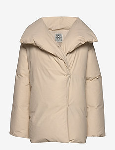 ANNECY DOWN JACKET - IVORY 160