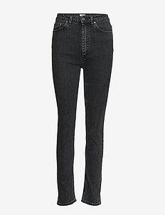 NEW STANDARD DENIM - slim jeans - grey wash 300