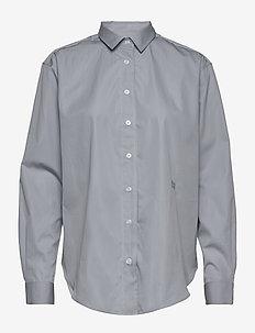 CAPRI - koszule z długimi rękawami - dove 460