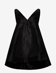 LANCIANO - Ärmellose tops - black 200