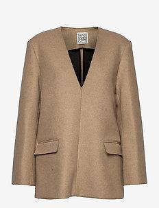 GIVERNY - blazers - beige melange 819