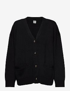 VINCI - swetry rozpinane - black 200