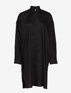PINA - shirt dresses - black 200