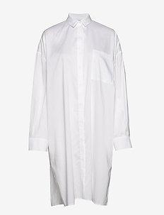 PINA - shirt dresses - white 100