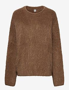BIELLA - sweatshirts - walnut 871