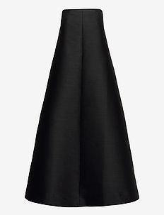 SABADELL - lange skjørt - black 200