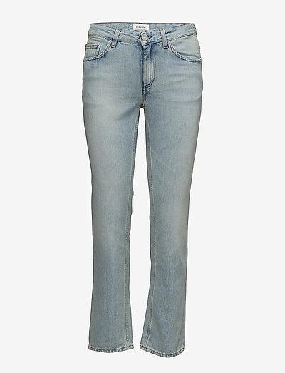 STRAIGHT DENIM - straight jeans - vintage light blue
