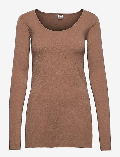 MORO - trøjer - camel 835