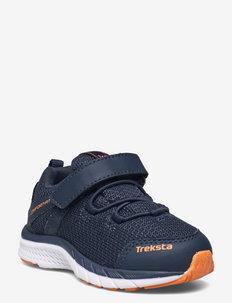 Clip Low GTX - lav ankel - blue/orange