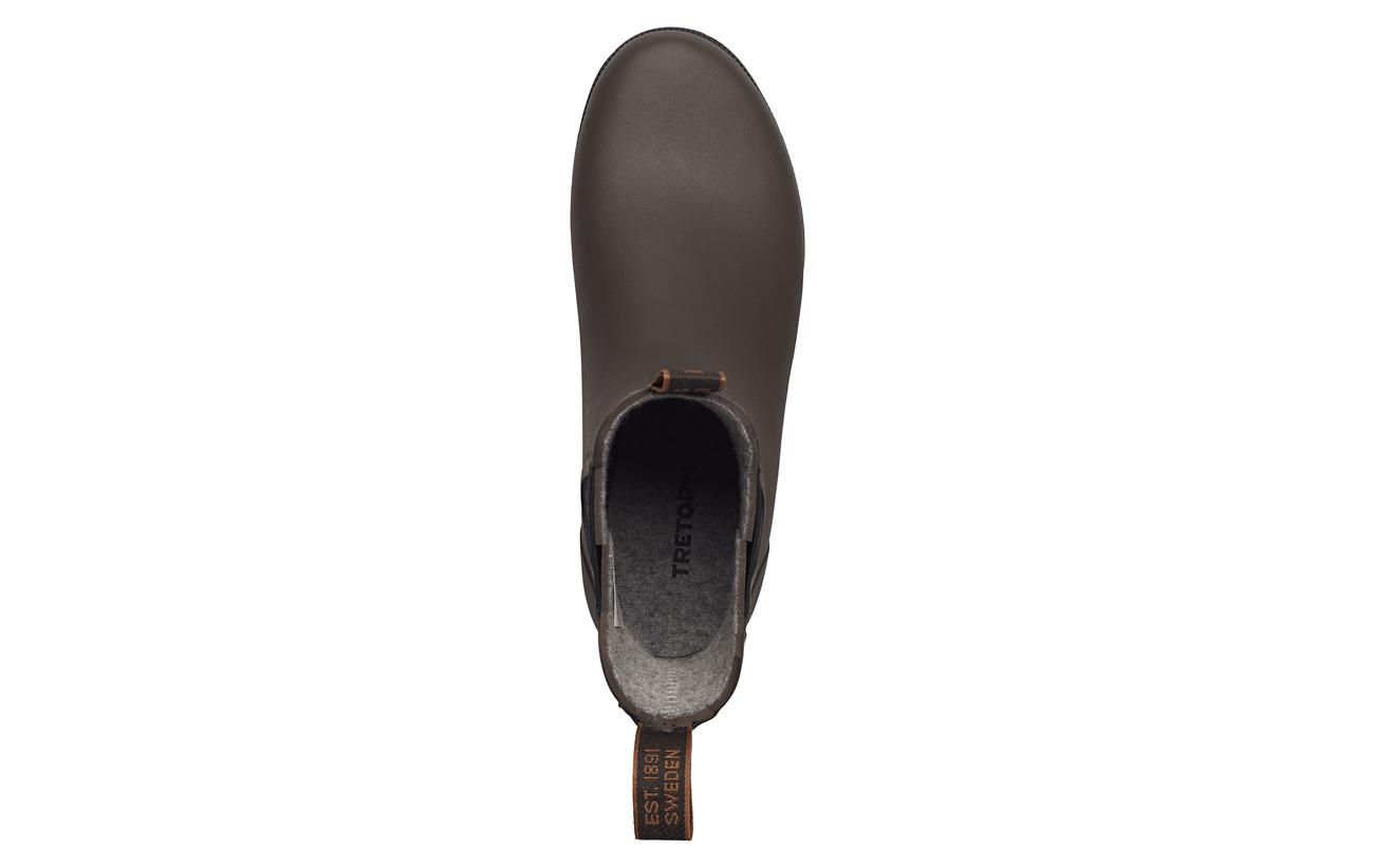 020 Extérieure 60 brown 40 Natural Empeigne Wool Chelsea Doublure Semelle Caoutchouc Tretorn Polyester Classic 100 Intercalaire Laine Intérieure Supérieure PqwItAUx