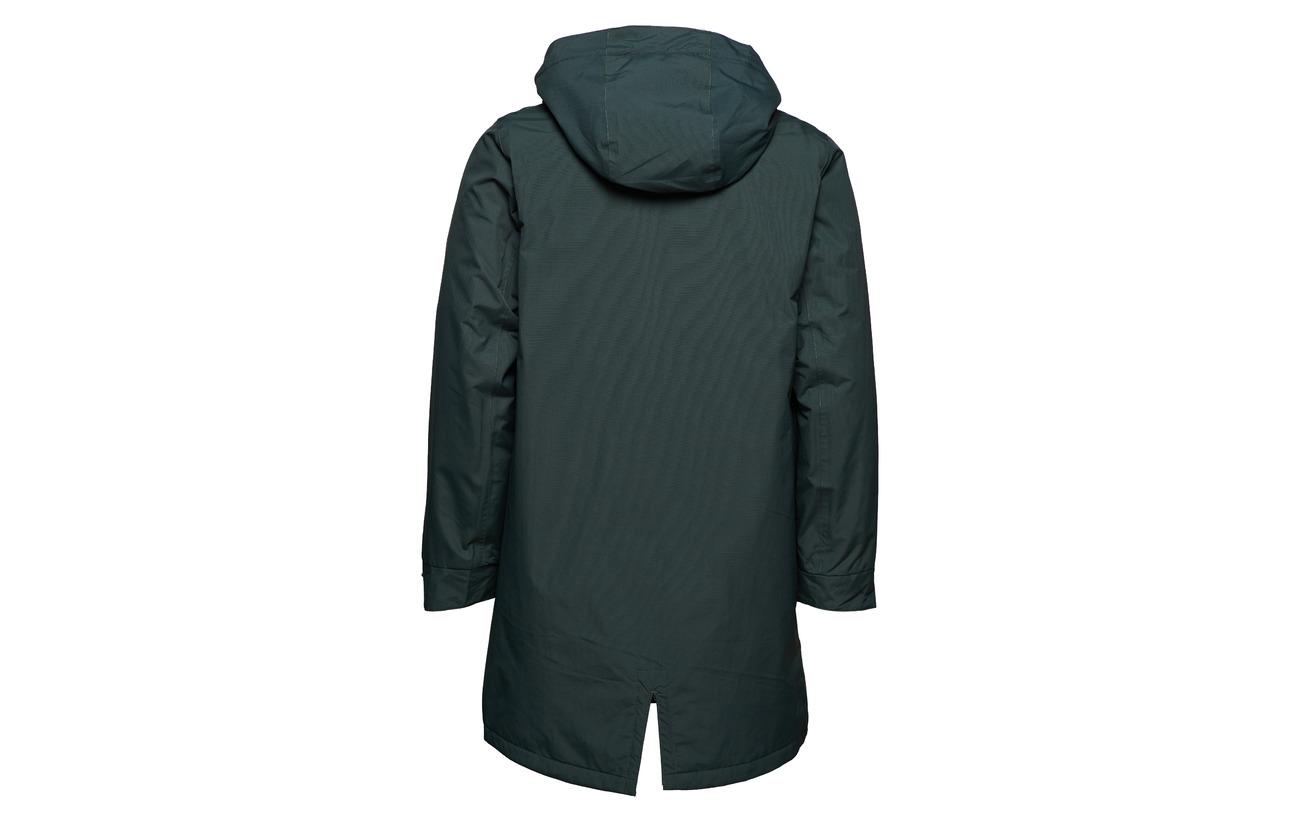 Rain Jkt The 024 Green M From Sea Tretorn Padded kelp d456wd