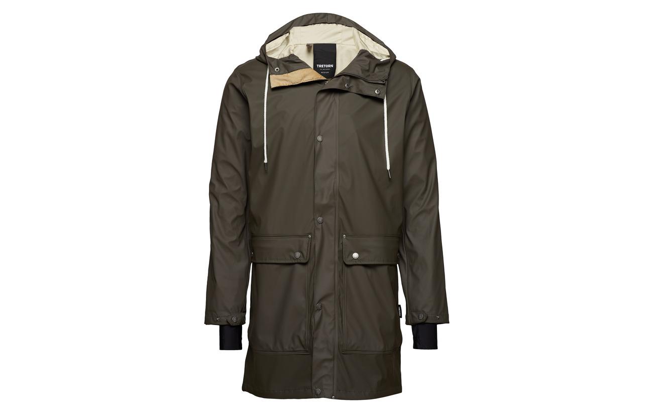 Navy 2 dark Raincoat Tretorn Evald 084 0 qnCW4O6