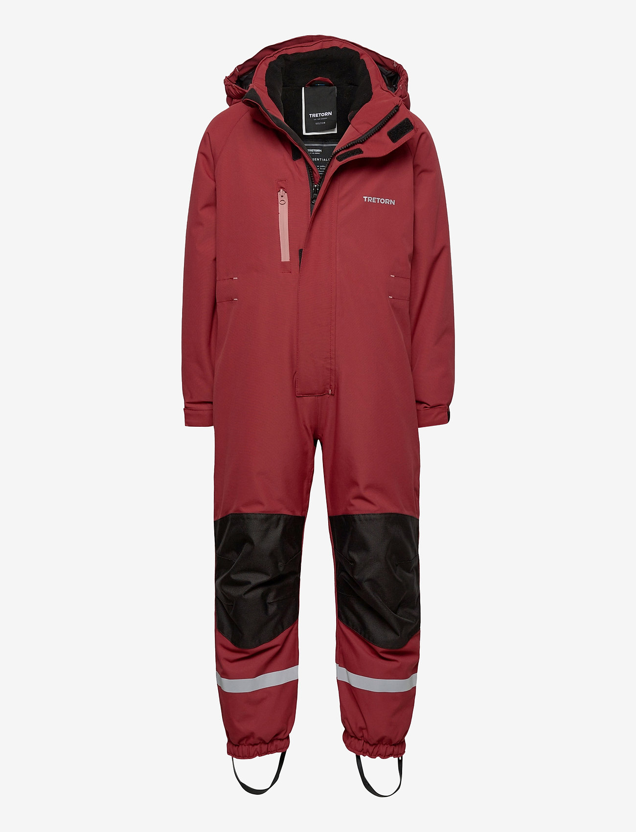 Tretorn - AKTIV WINTER OVERALL - snowsuit - 094/burnt russe - 0