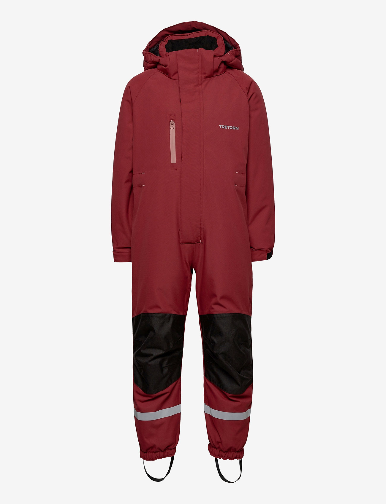 Tretorn - AKTIV WINTER OVERALL - snowsuit - 094/burnt russe - 1