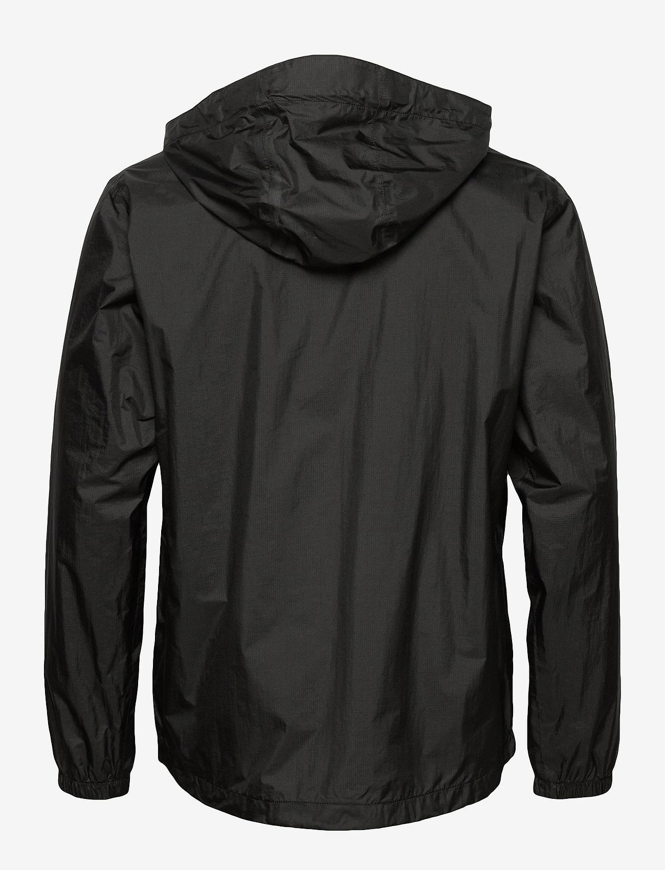 Tretorn - BREEZE JKT MEN - rainwear - 011/jet black - 1